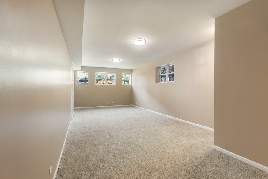 Real Estate Photography - 4431 S Calumet, 1N, Chicago, IL, 60653 - Basement