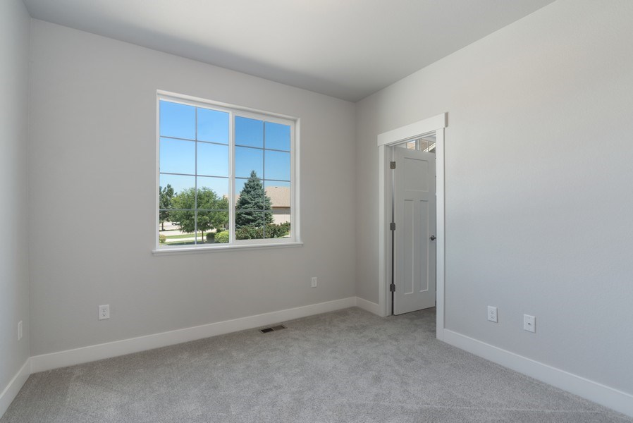 Real Estate Photography - 401 Cascade Ct, Johnstown, CO, 80534 - 2nd Bedroom