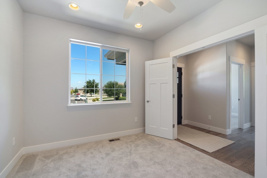 Real Estate Photography - 401 Cascade Ct, Johnstown, CO, 80534 - Study