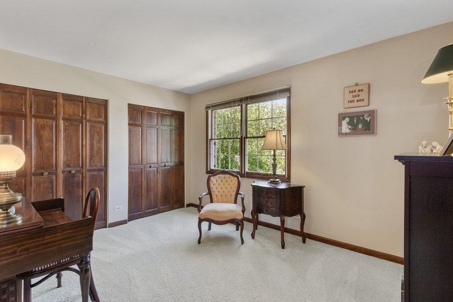 Real Estate Photography - 2250 Charter Point, Arlington Heights, IL, 60004 - 4th Bedroom