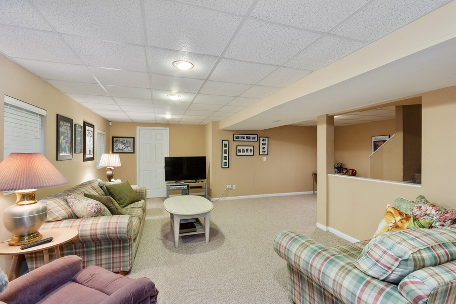 Real Estate Photography - 2250 Charter Point, Arlington Heights, IL, 60004 - Basement