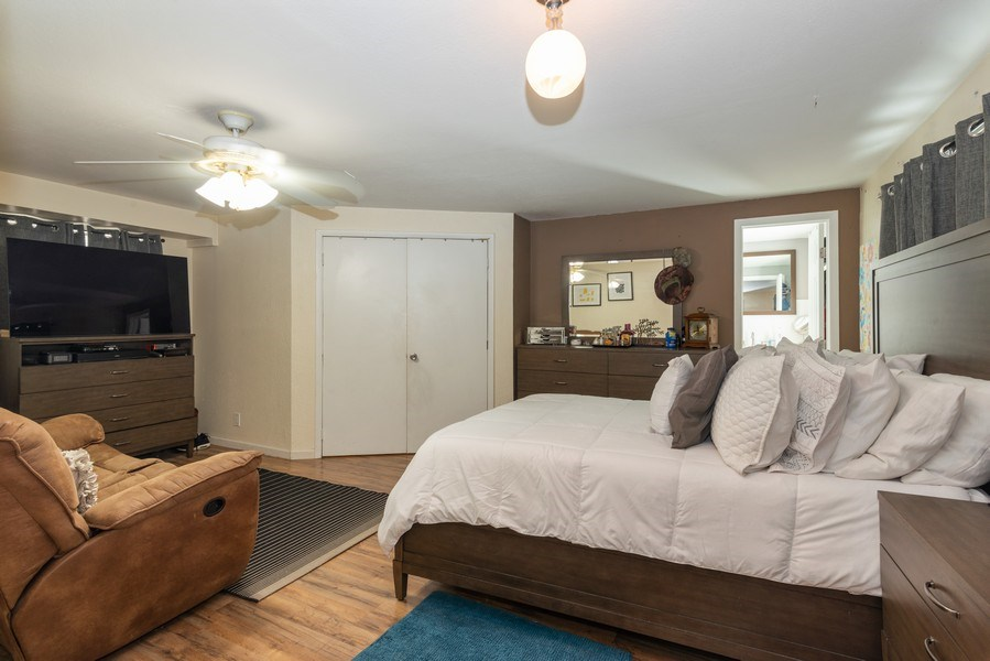 Real Estate Photography - 9305 SW 179th Terrace, Palmetto Bay, FL, 33157 - Master Bedroom