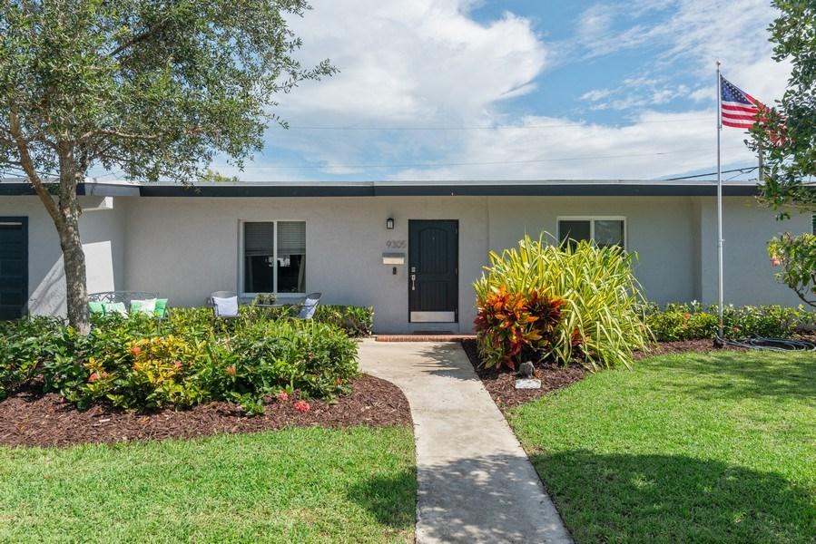 Real Estate Photography - 9305 SW 179th Terrace, Palmetto Bay, FL, 33157 - Entrance