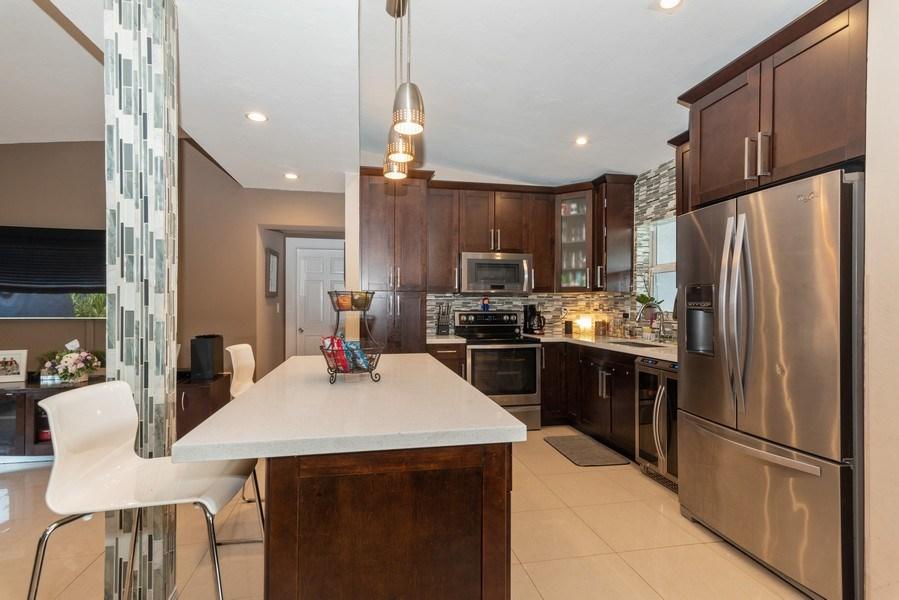 Real Estate Photography - 9305 SW 179th Terrace, Palmetto Bay, FL, 33157 - Kitchen