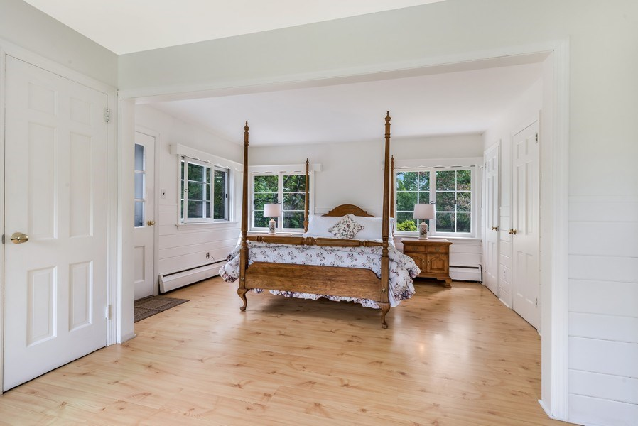 Real Estate Photography - 965 Old Albany Post Rd., Garrison, NY, 10524 - Master Bedroom