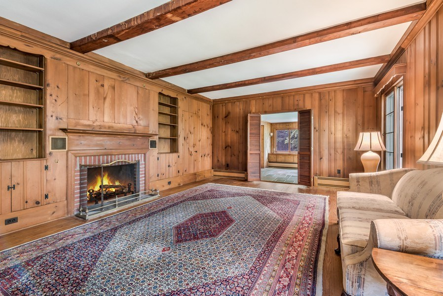 Real Estate Photography - 965 Old Albany Post Rd., Garrison, NY, 10524 - Living Room