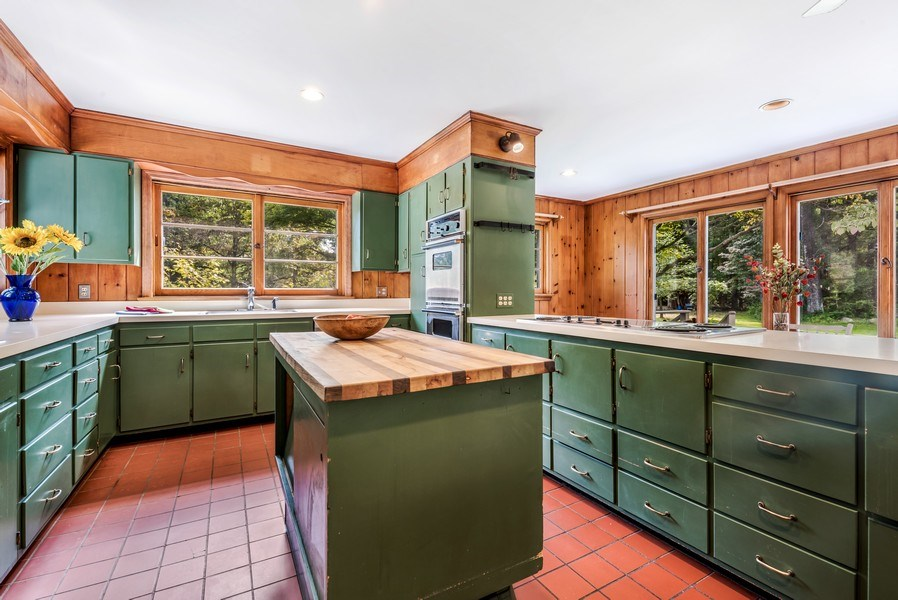 Real Estate Photography - 965 Old Albany Post Rd., Garrison, NY, 10524 - Kitchen