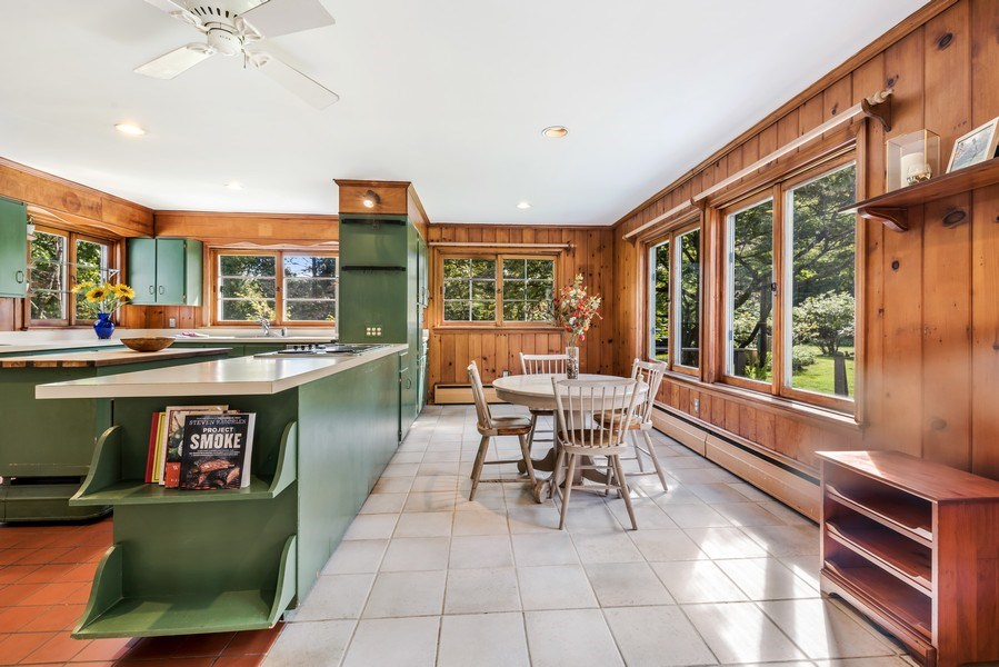 Real Estate Photography - 965 Old Albany Post Rd., Garrison, NY, 10524 - Kitchen / Breakfast Room