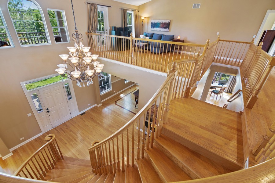 Real Estate Photography - 1588 Independance Ave, Glenview, IL, 60026 - Foyer