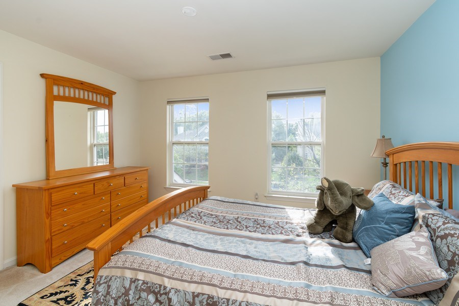 Real Estate Photography - 6602 Manton Way, Lanham, MD, 20706 - 3rd Bedroom