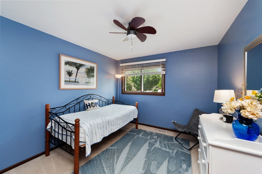 Real Estate Photography - 543 Norman Dr, Cary, IL, 60013 - 3rd Bedroom