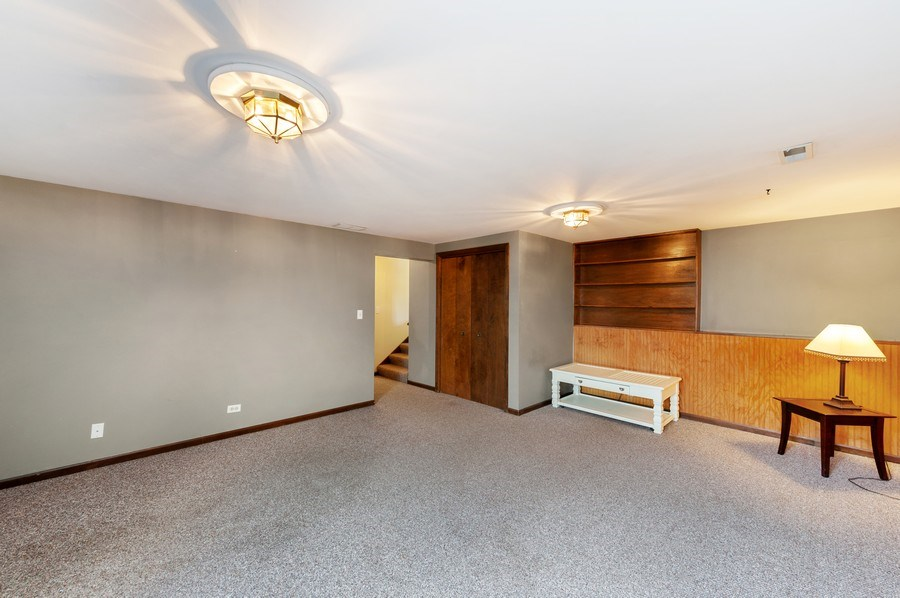 Real Estate Photography - 543 Norman Dr, Cary, IL, 60013 - Family room