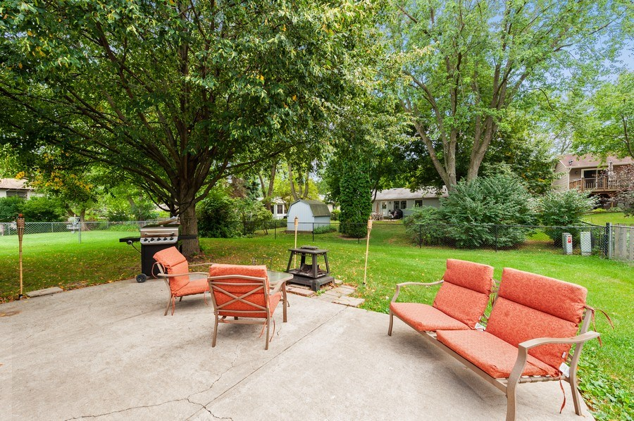 Real Estate Photography - 543 Norman Dr, Cary, IL, 60013 - Back Yard