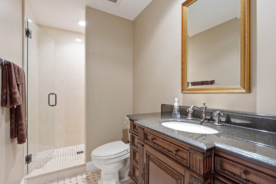 Real Estate Photography - 4576 Pamela Ct., Long Grove, IL, 60047 - 5th Bathroom
