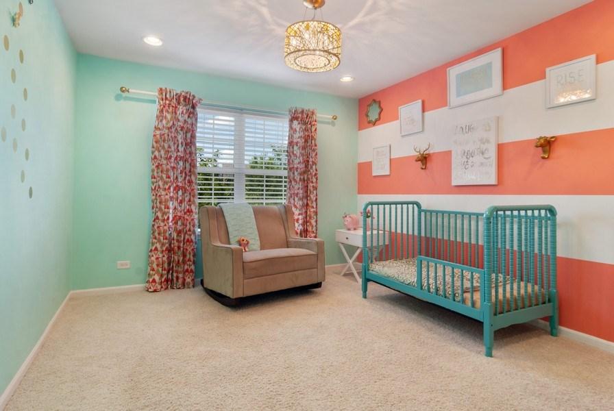 Real Estate Photography - 1225 Verona Ridge Drive, Aurora, IL, 60506 - 2nd Bedroom