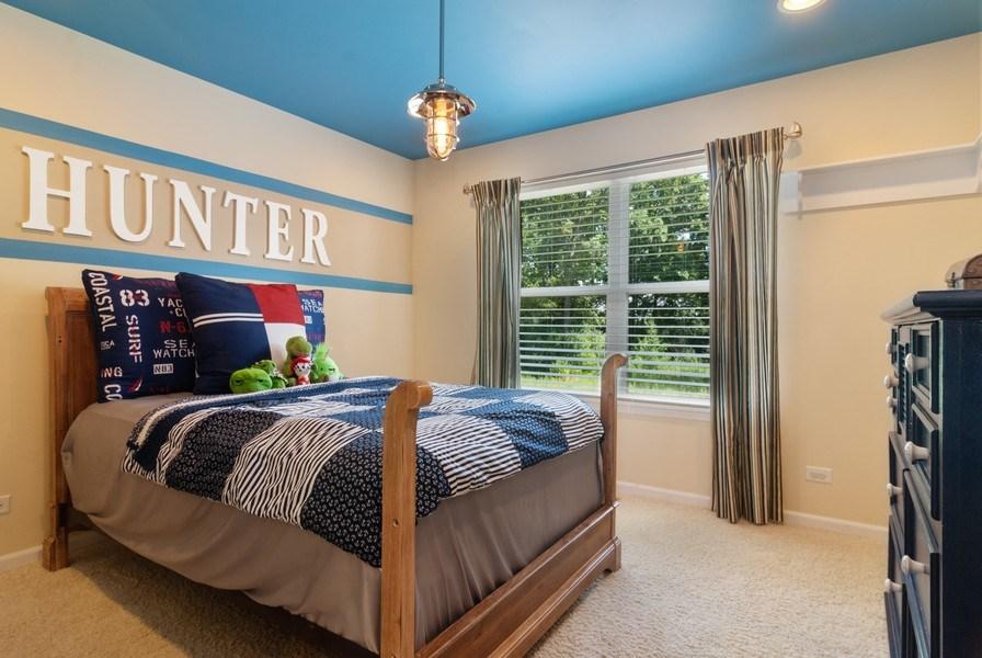 Real Estate Photography - 1225 Verona Ridge Drive, Aurora, IL, 60506 - 3rd Bedroom