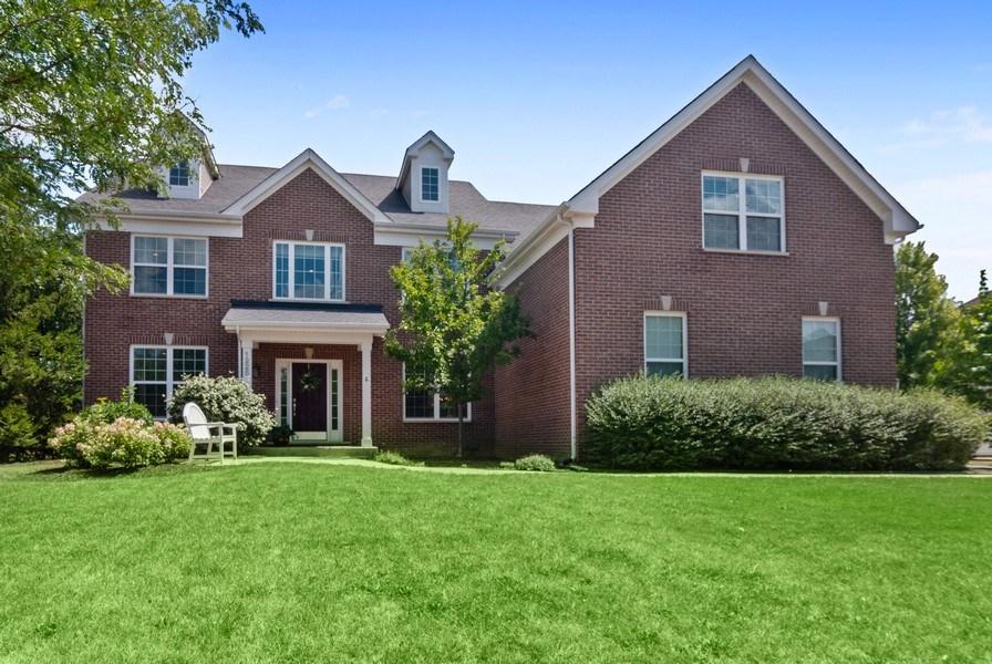 Real Estate Photography - 1225 Verona Ridge Drive, Aurora, IL, 60506 - Front View