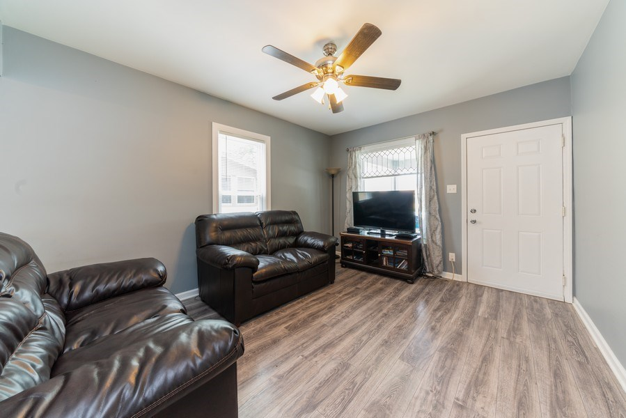 Real Estate Photography - 1139 Superior St, Aurora, IL, 60505 - Living Room