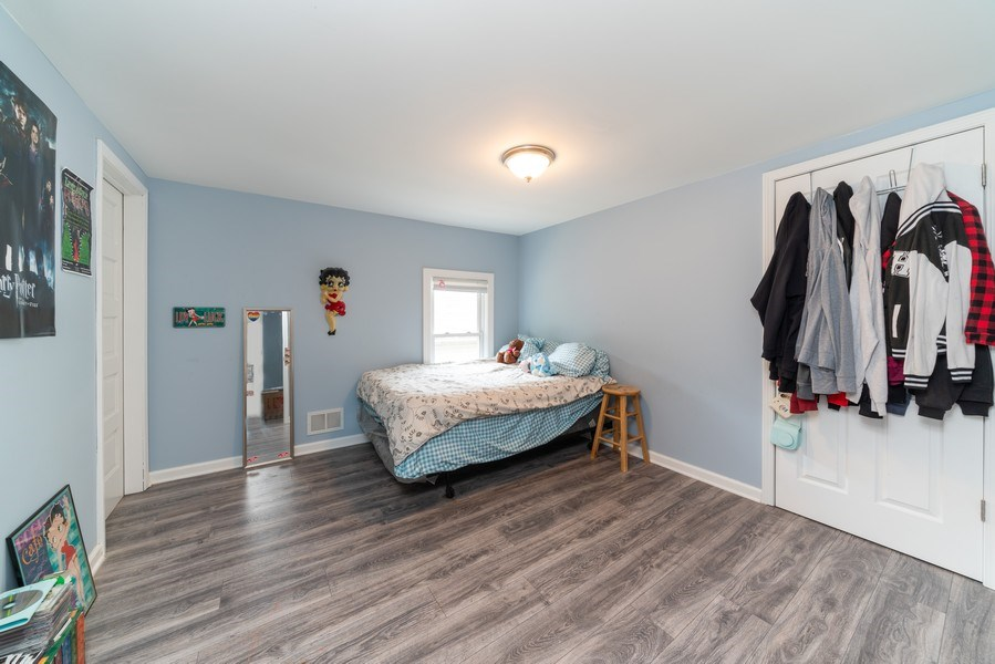 Real Estate Photography - 1139 Superior St, Aurora, IL, 60505 - 3rd Bedroom