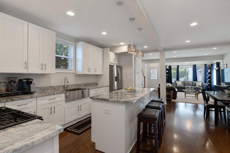 Real Estate Photography - 1226 Elmwood Ave, Berwyn, IL, 60402 - Kitchen