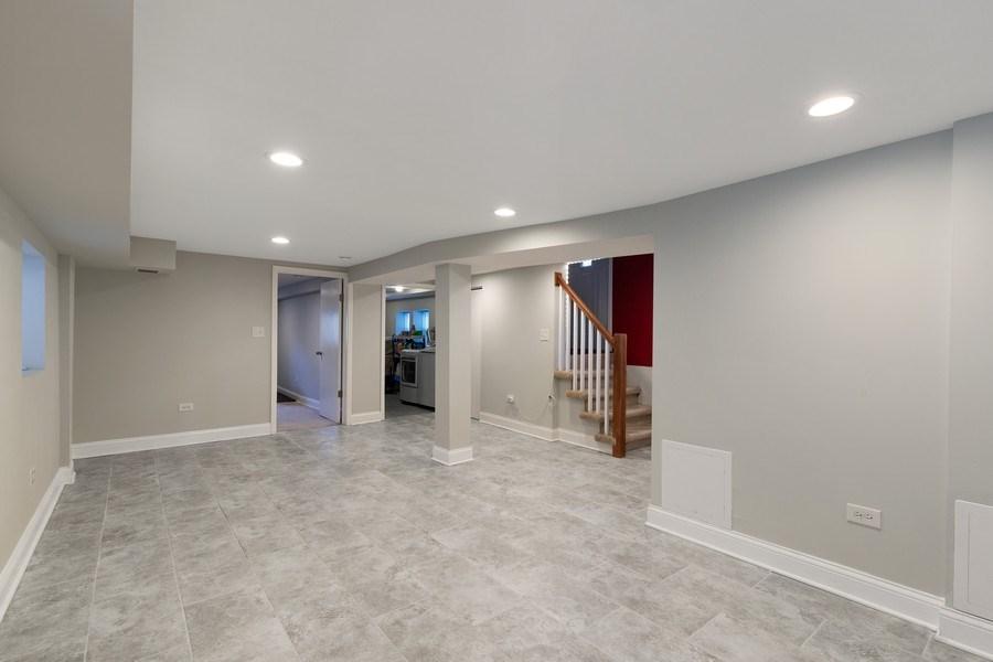 Real Estate Photography - 1226 Elmwood Ave, Berwyn, IL, 60402 - Basement