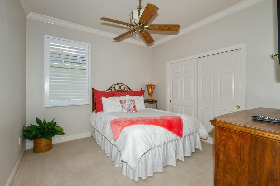 Real Estate Photography - 5075 Castlerock Way, Naples, FL, 34112 - Bedroom