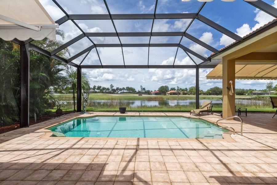 Real Estate Photography - 5075 Castlerock Way, Naples, FL, 34112 -