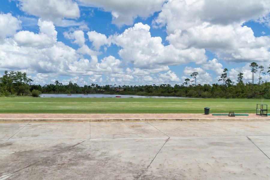 Real Estate Photography - 5075 Castlerock Way, Naples, FL, 34112 - Practice Range