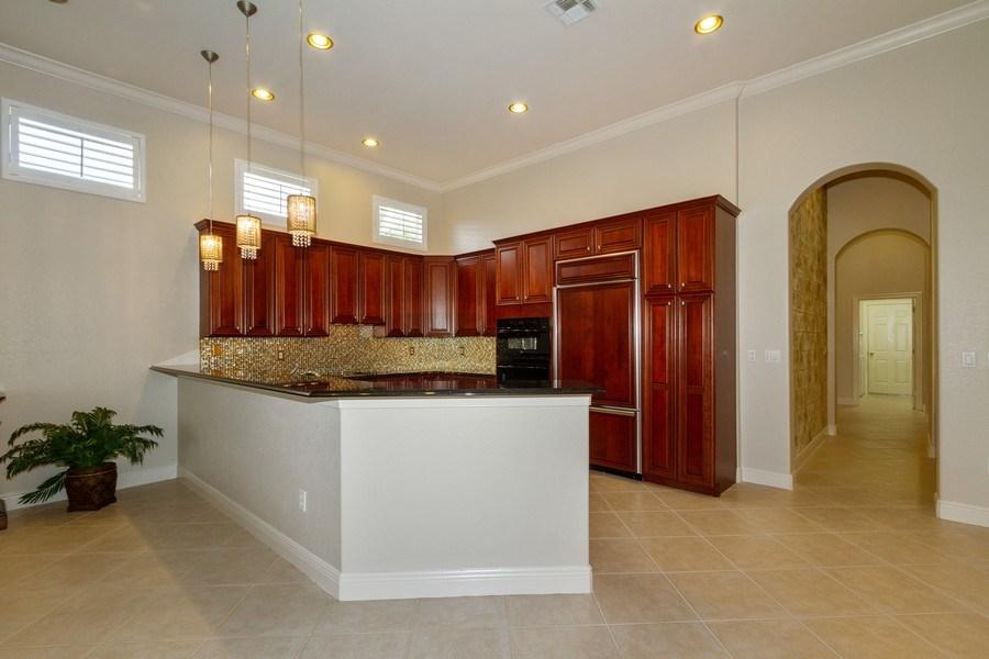 Real Estate Photography - 5075 Castlerock Way, Naples, FL, 34112 - Kitchen