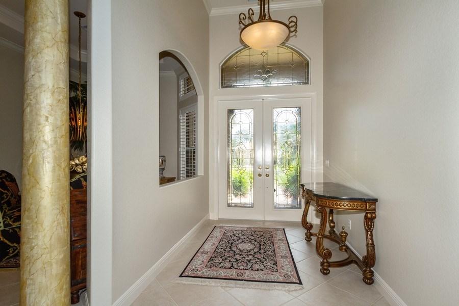 Real Estate Photography - 5075 Castlerock Way, Naples, FL, 34112 - Hallway