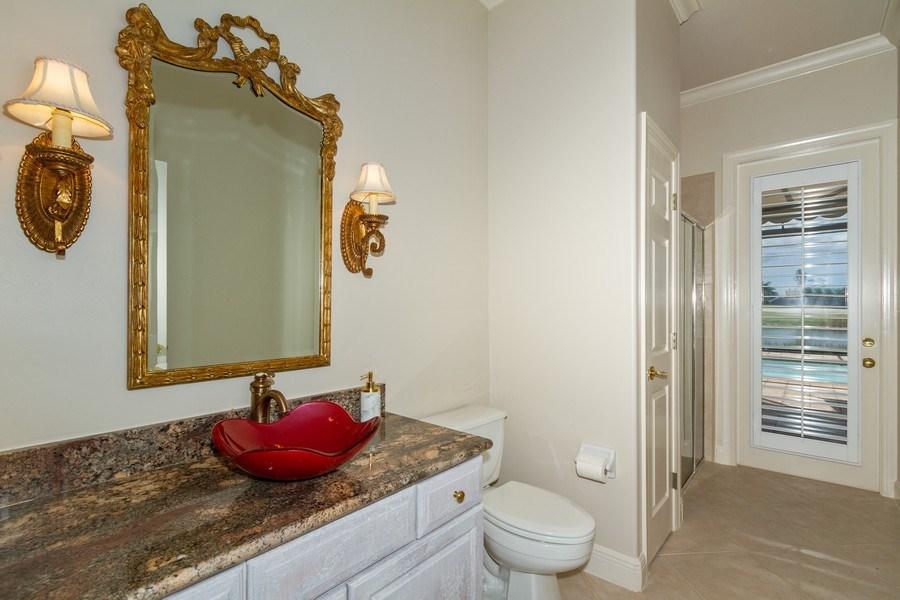Real Estate Photography - 5075 Castlerock Way, Naples, FL, 34112 - Bathroom