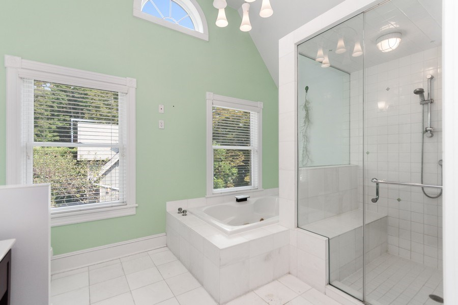 Real Estate Photography - 246 Main St, Cold Spring, NY, 10516 - Master Bathroom