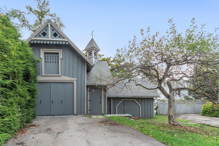 Real Estate Photography - 246 Main St, Cold Spring, NY, 10516 - Garage