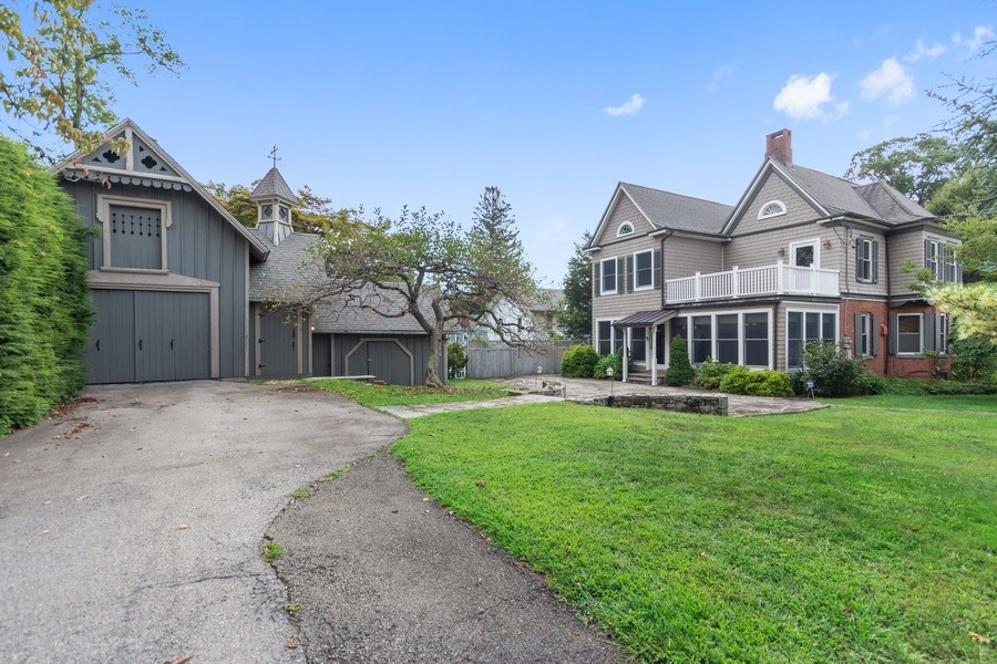Real Estate Photography - 246 Main St, Cold Spring, NY, 10516 - Rear View