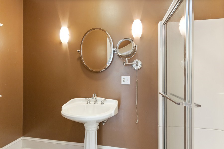 Real Estate Photography - 246 Main St, Cold Spring, NY, 10516 - 2nd Floor bath room
