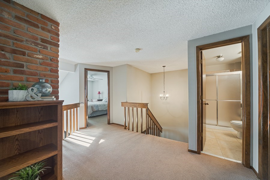 Real Estate Photography - 9989 Grove Way, Unit B, Westminster, CO, 80031 - Loft