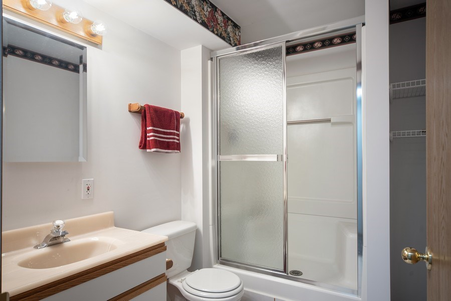 Real Estate Photography - 10956 Bryant St, Westminster, CO, 80234 - 4th Bathroom