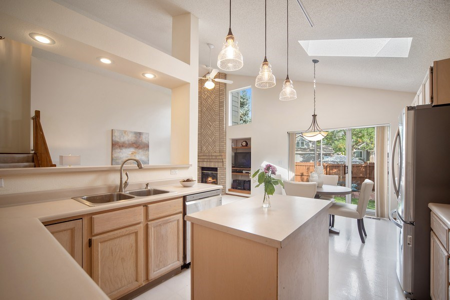 Real Estate Photography - 10956 Bryant St, Westminster, CO, 80234 - Kitchen