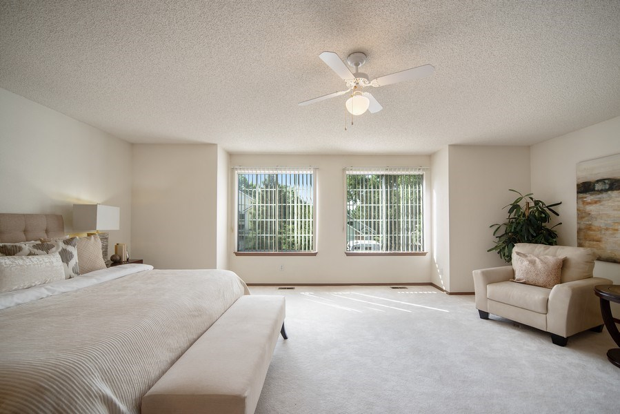 Real Estate Photography - 10956 Bryant St, Westminster, CO, 80234 - Master Bedroom