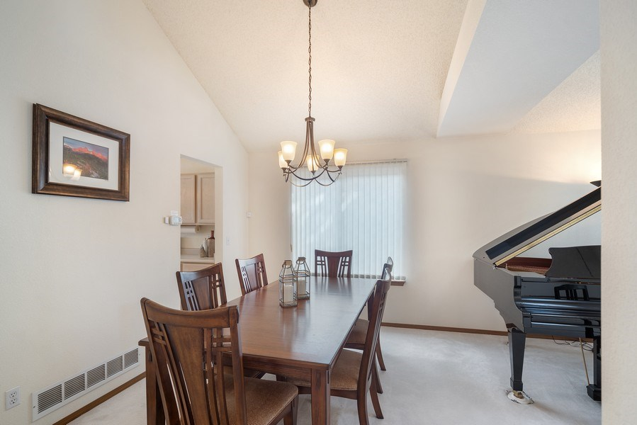 Real Estate Photography - 10956 Bryant St, Westminster, CO, 80234 - Dining Room