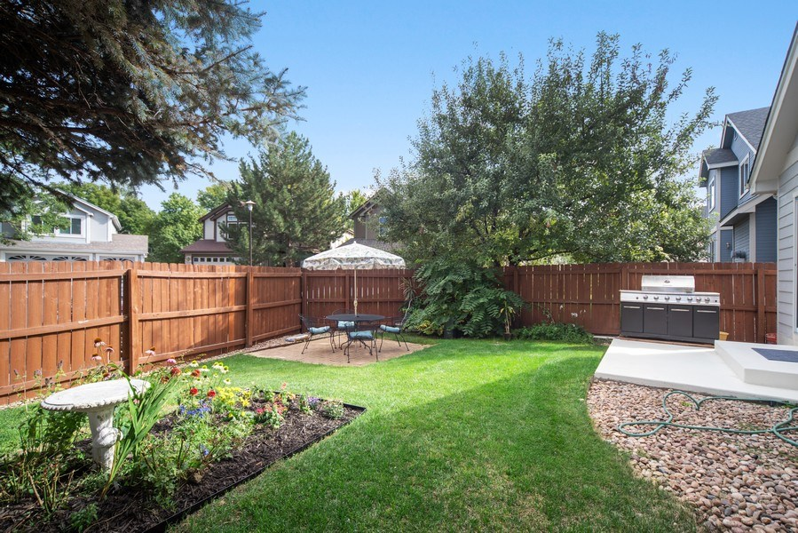 Real Estate Photography - 10956 Bryant St, Westminster, CO, 80234 - Back Yard