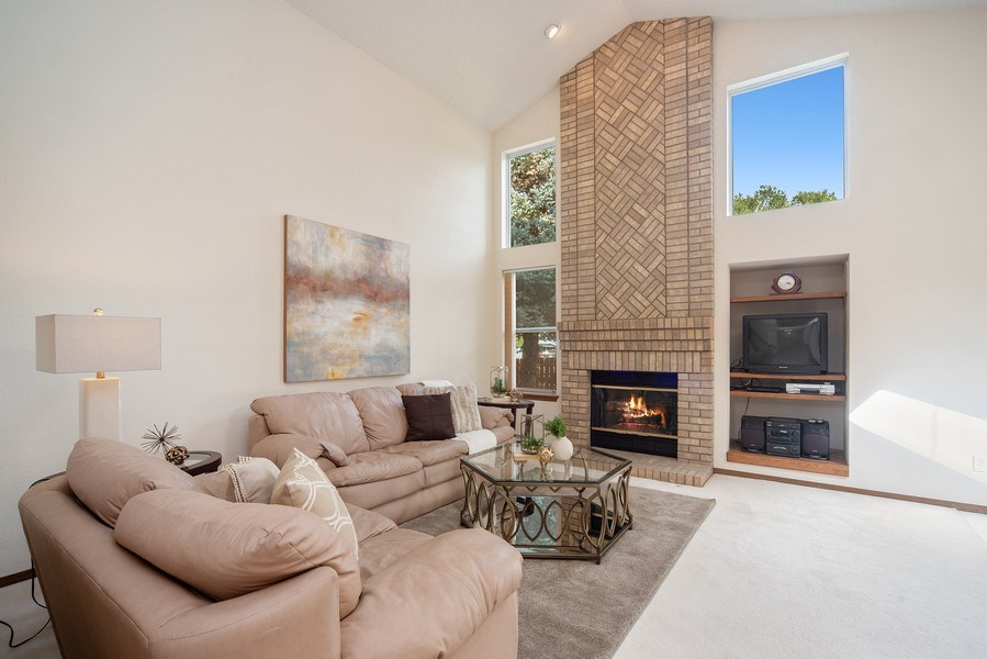 Real Estate Photography - 10956 Bryant St, Westminster, CO, 80234 - Family Room