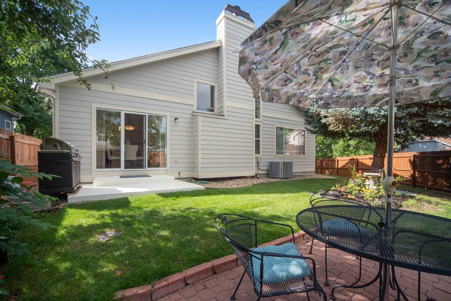 Real Estate Photography - 10956 Bryant St, Westminster, CO, 80234 - Rear View