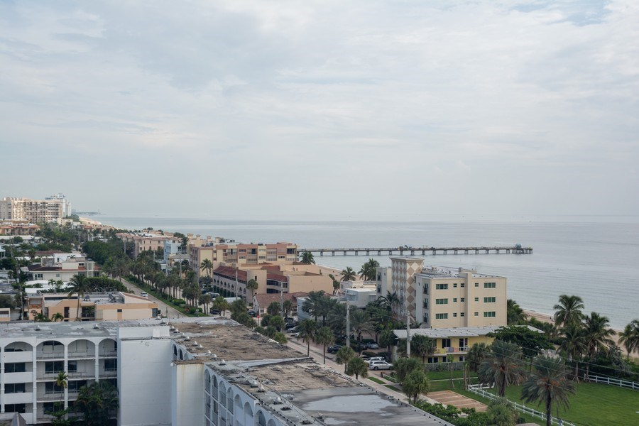 Real Estate Photography - 4050 N Ocean, Unit 1103, Lauderdale by the Sea, FL, 33308 - View