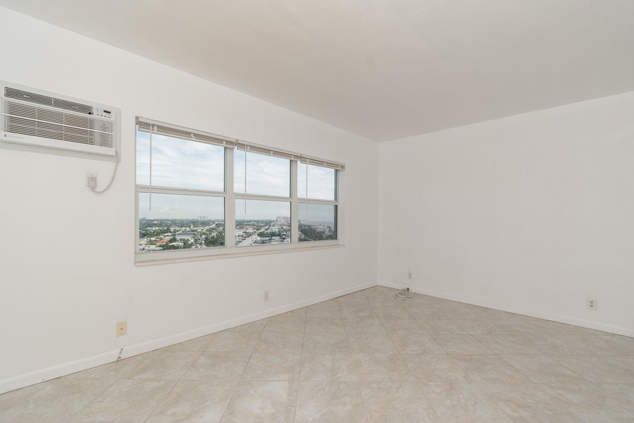 Real Estate Photography - 4050 N Ocean, Unit 1103, Lauderdale by the Sea, FL, 33308 - Bedroom