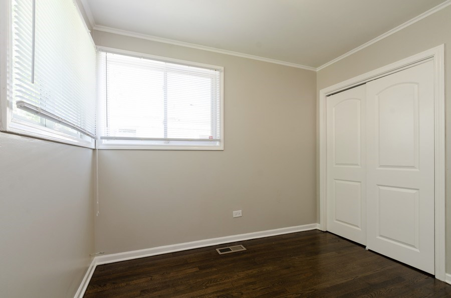 Real Estate Photography - 12740 s May st, Calumet park, IL, 60827 - Bedroom