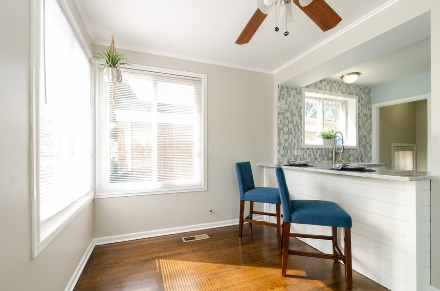 Real Estate Photography - 12740 s May st, Calumet park, IL, 60827 - Dining Room