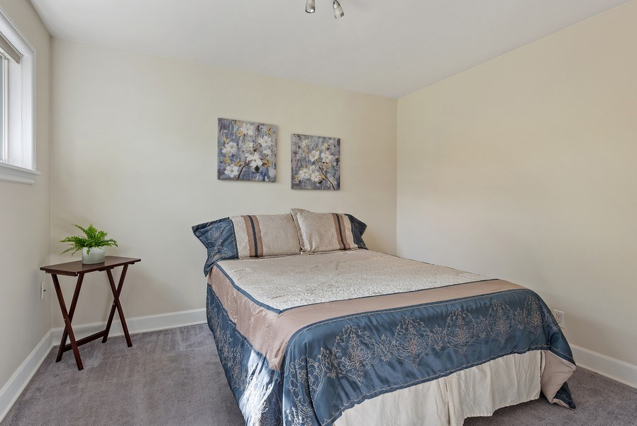 Real Estate Photography - 4207 S. Willow St, Seattle, WA, 98118 - Master Bedroom