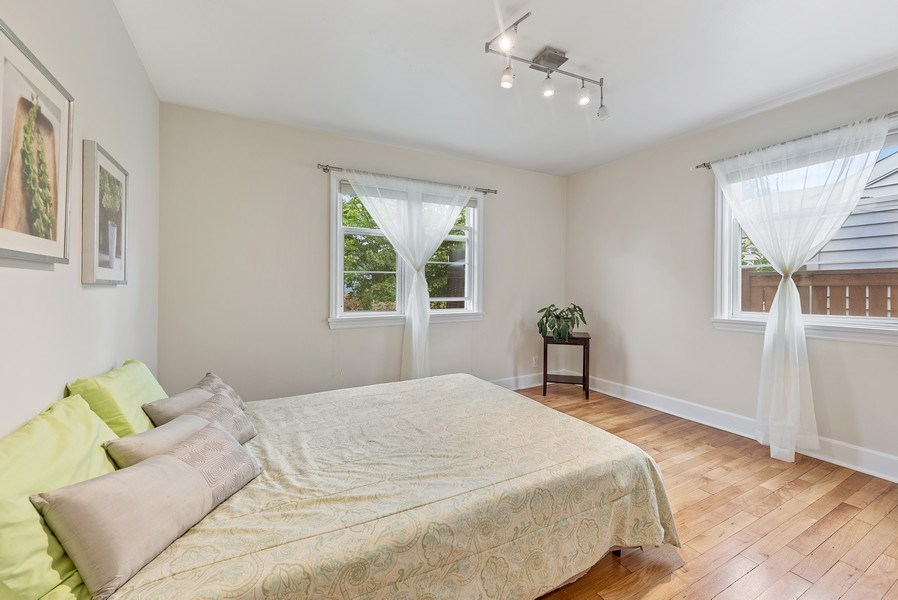 Real Estate Photography - 4207 S. Willow St, Seattle, WA, 98118 - 3rd Bedroom