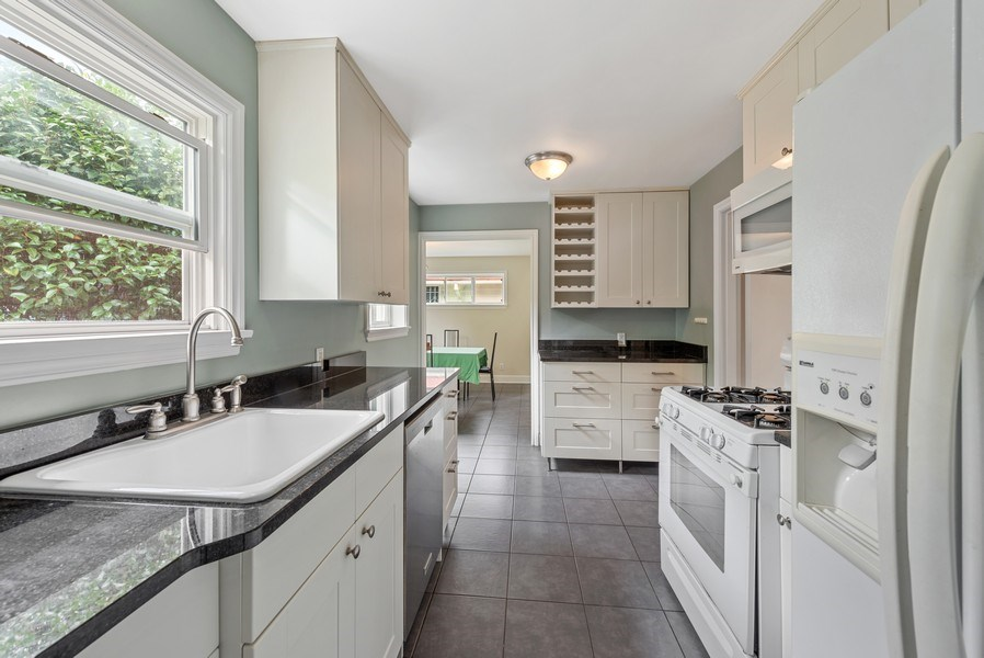 Real Estate Photography - 4207 S. Willow St, Seattle, WA, 98118 - Kitchen